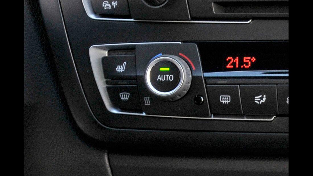BMW 3er im Konfigurator, Sitzheizung