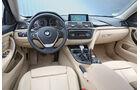 BMW 418d Gran Coupé, Cockpit