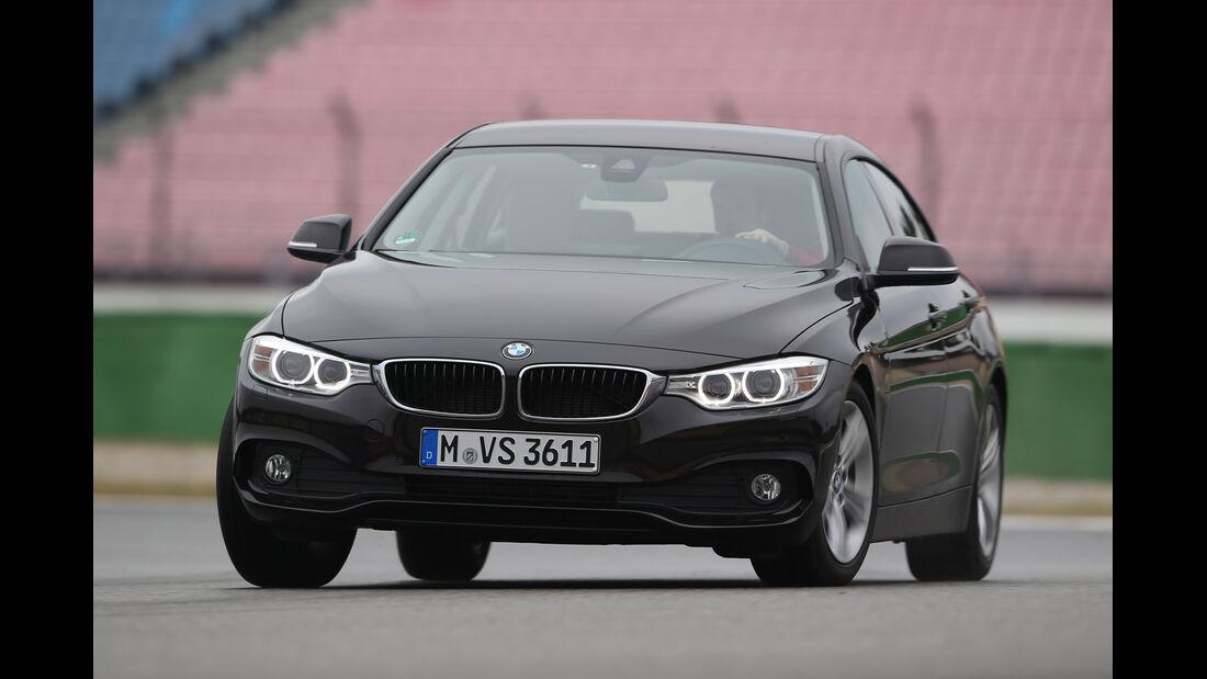 BMW 418d Gran Coupé, Frontansicht