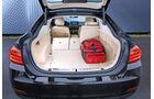BMW 418d Gran Coupé, Kofferraum