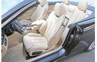 BMW 420d Cabrio, Fahrersitz
