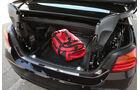 BMW 420d Cabrio, Kofferraum