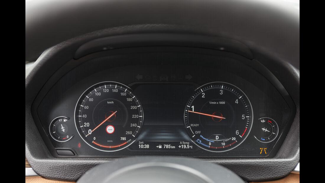 BMW 420d Interieur
