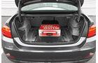 BMW 420d, Kofferraum