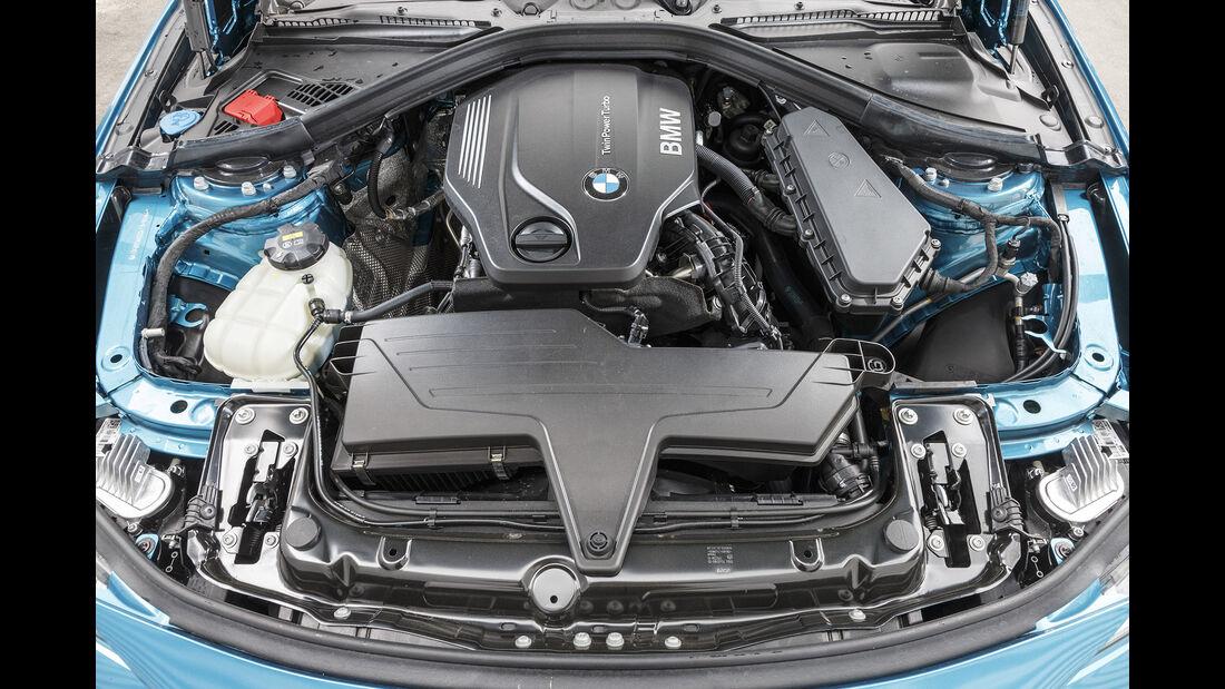 BMW 420d Motor