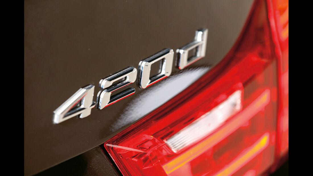 BMW 420d, Typenbezeichnung