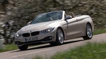 BMW 420i Cabriolet, Frontansicht