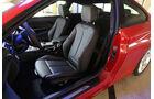 BMW 428i Coupé, Fahrersitz