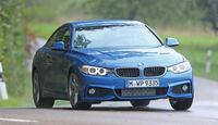 BMW 428i, Frontansicht