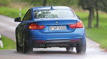 BMW 428i, Heckansicht
