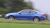 BMW 428i, Seitenansicht