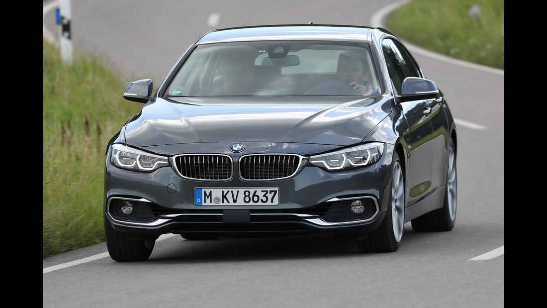 BMW 430d Gran Coupé xDrive Luxury Line, Exterieur