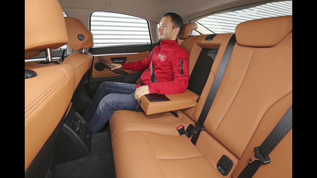 BMW 430d Gran Coupé xDrive Luxury Line, Interieur