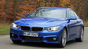 BMW 435i Coupé Aut., Frontansicht