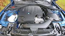 BMW 435i Coupé Aut., Motor