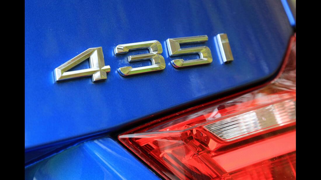 BMW 435i Coupé Aut., Typenbezeichnung