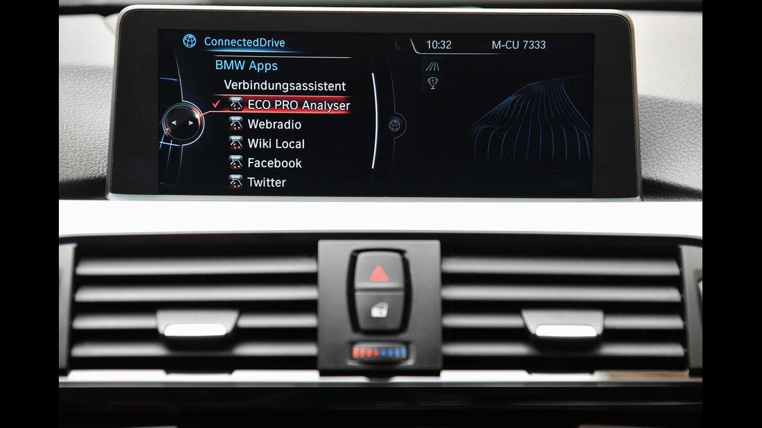 BMW 435i Coupé, Bordcomputer