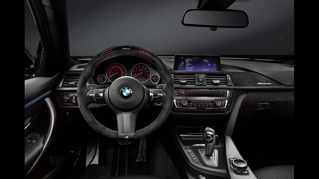 BMW 435i Coupé, Cockpit