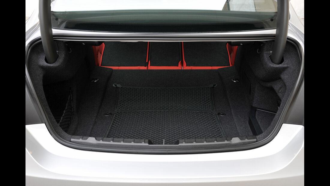BMW 435i Coupé, Kofferraum