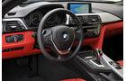 BMW 435i Coupé, Lenkrad