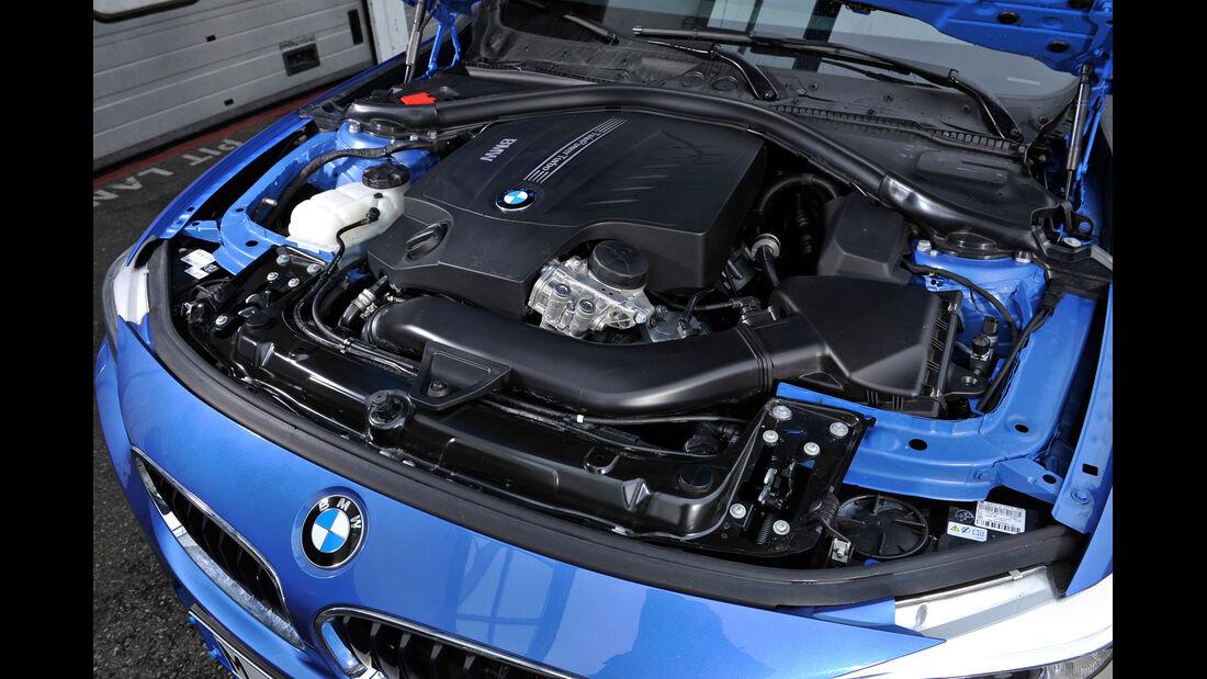 BMW 435i Coupé, Motor