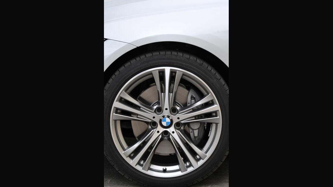 BMW 435i Coupé, Rad, Felge