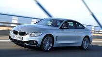 BMW 435i Coupé, Seitenansicht
