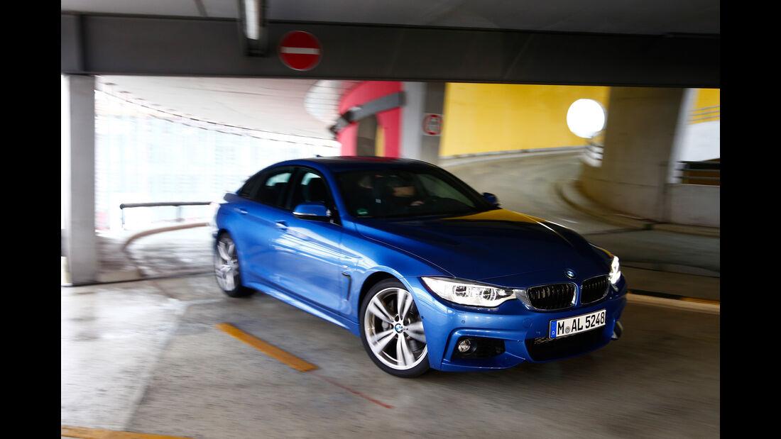 BMW 435i Gran Coupé, Frontansicht