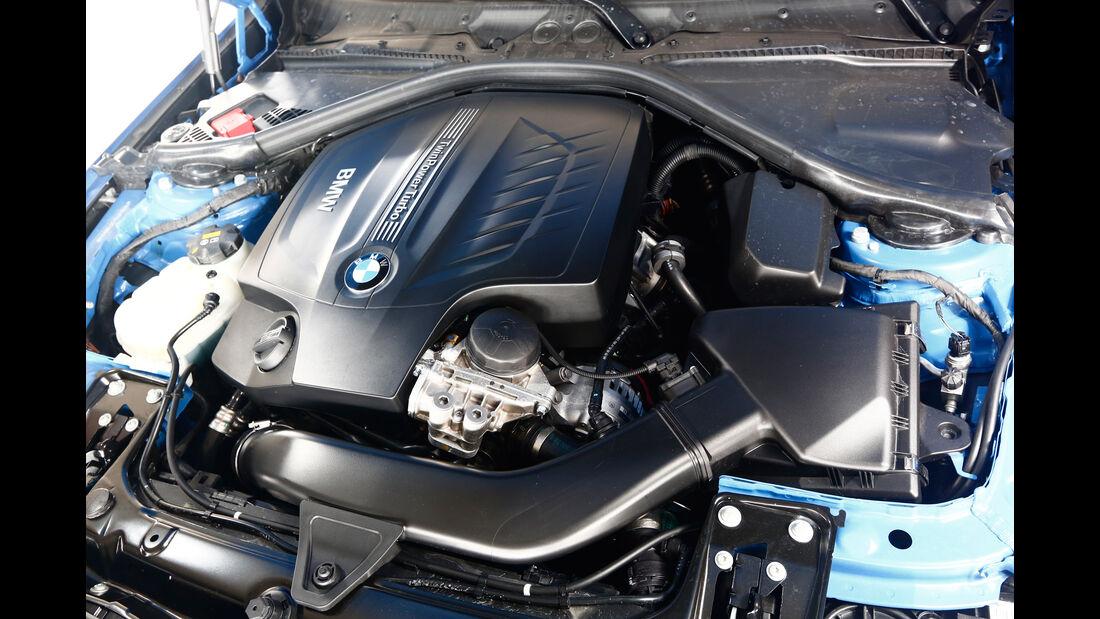 BMW 435i Gran Coupé, Motor