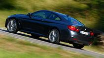 BMW 435i, Heckansicht