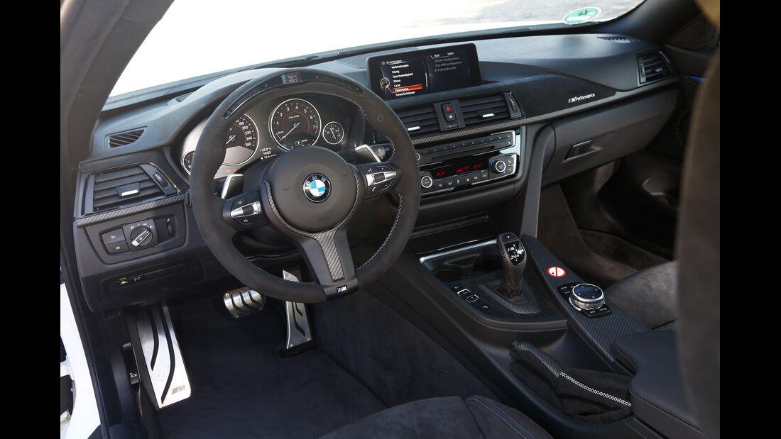 BMW 435i M Performance, Cockpit