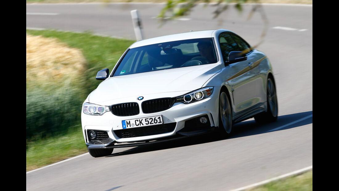 BMW 435i M Performance, Frontansicht