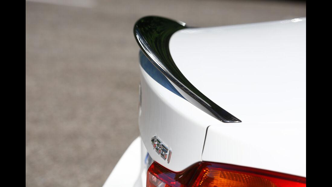 BMW 435i M Performance, Heckspoiler
