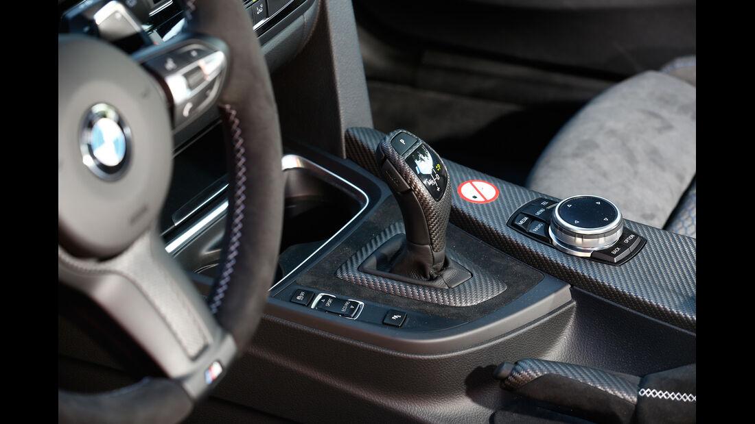 BMW 435i M Performance, Schalthebel
