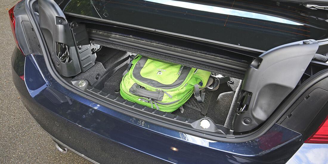 BMW, 440i Cabrio, Kofferraum