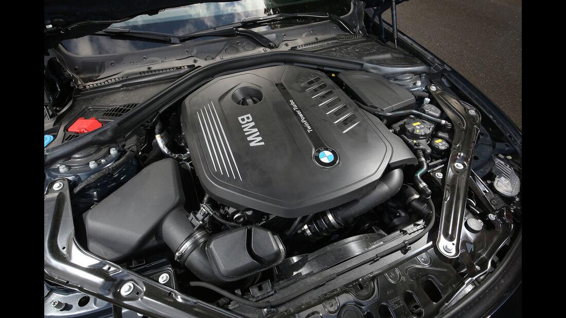 BMW, 440i Cabrio, Motor