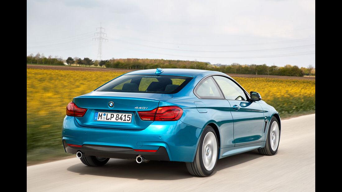 BMW 440i Coupe (2017)