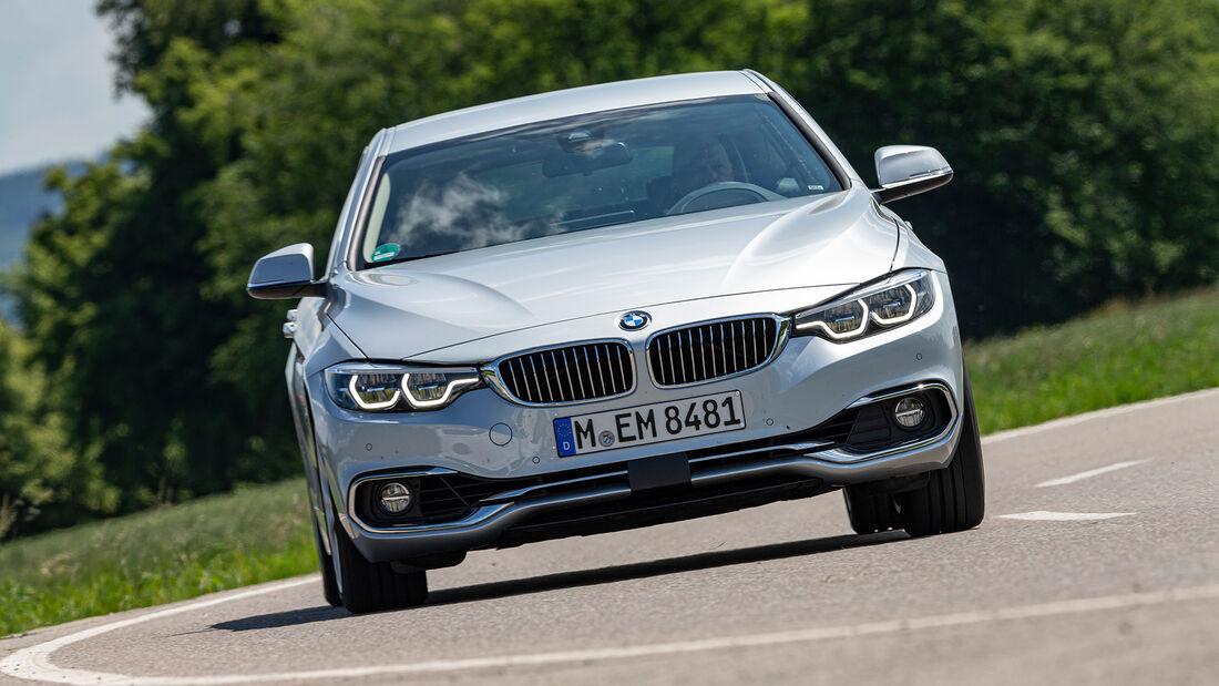 BMW 440i Gran Coupé Luxury Line, Exterieur