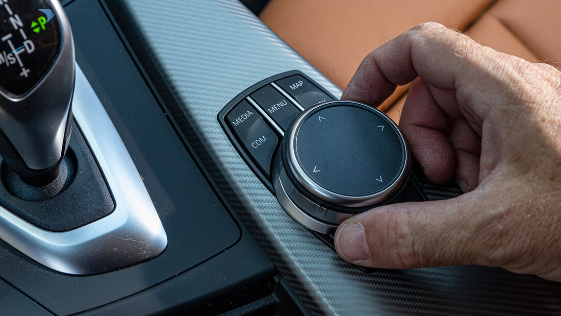 BMW 440i Gran Coupé Luxury Line, Interieur