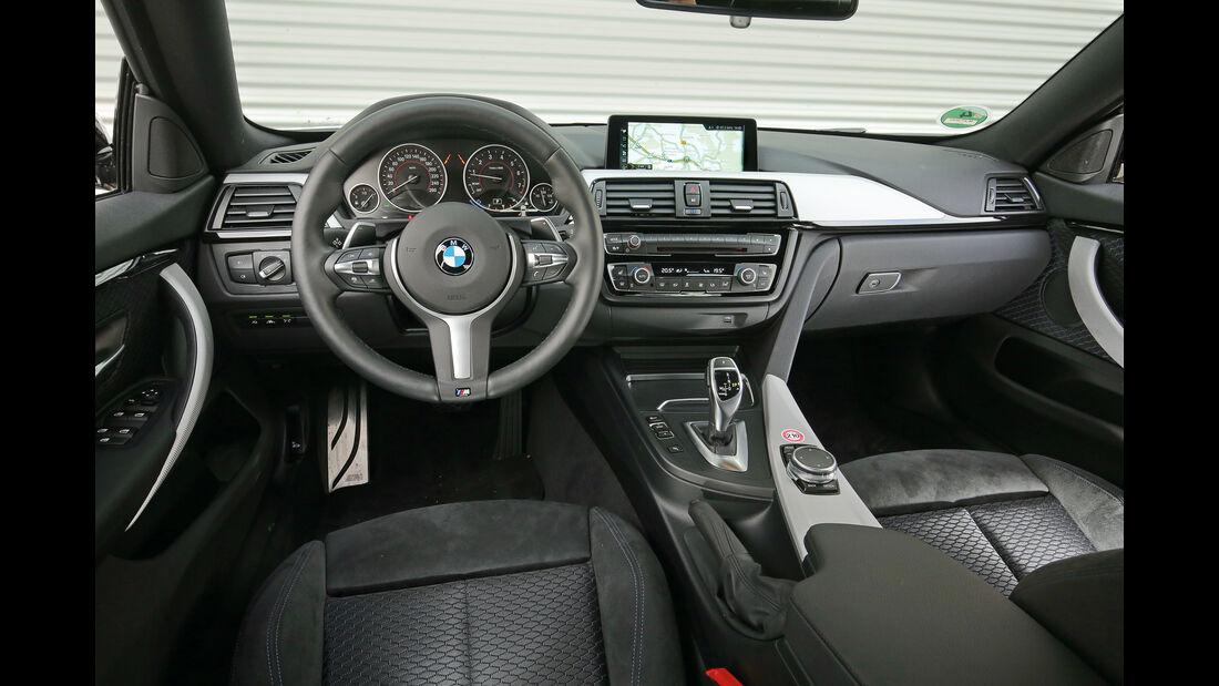 BMW 440i Gran Coupé xDrive M Sport, Cockpit