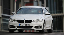 BMW 440i Gran Coupé xDrive M Sport, Frontansicht