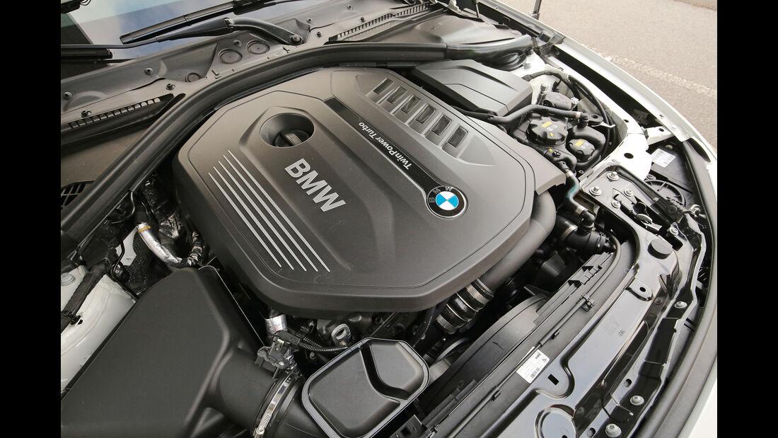 BMW 440i Gran Coupé xDrive M Sport, Motor