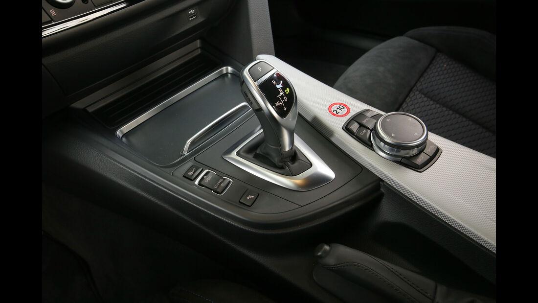BMW 440i Gran Coupé xDrive M Sport, Schalthebel