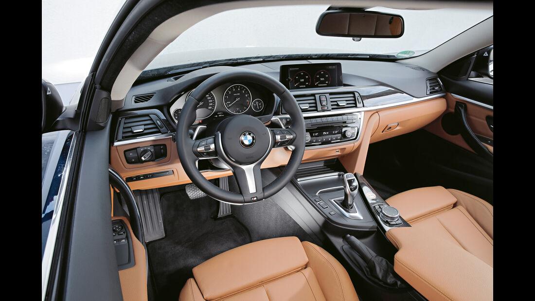 BMW 440i xDrive, Cockpit