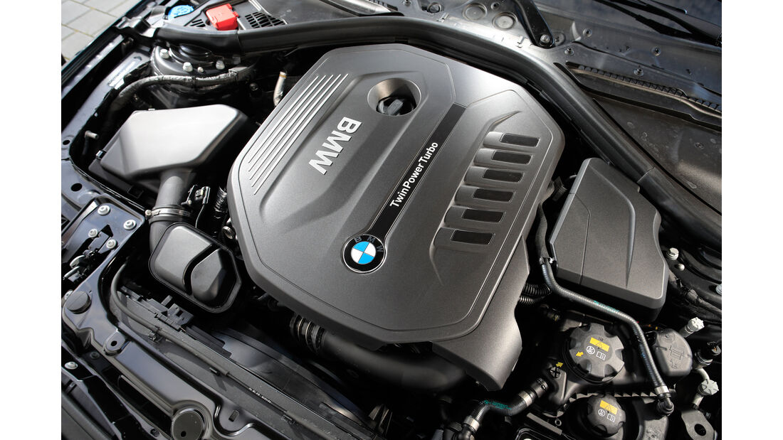 BMW 440i xDrive, Motor