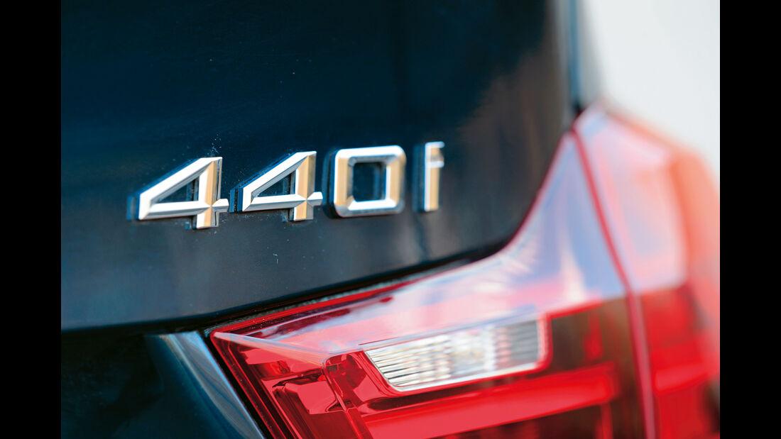BMW 440i xDrive, Typenbezeichnung