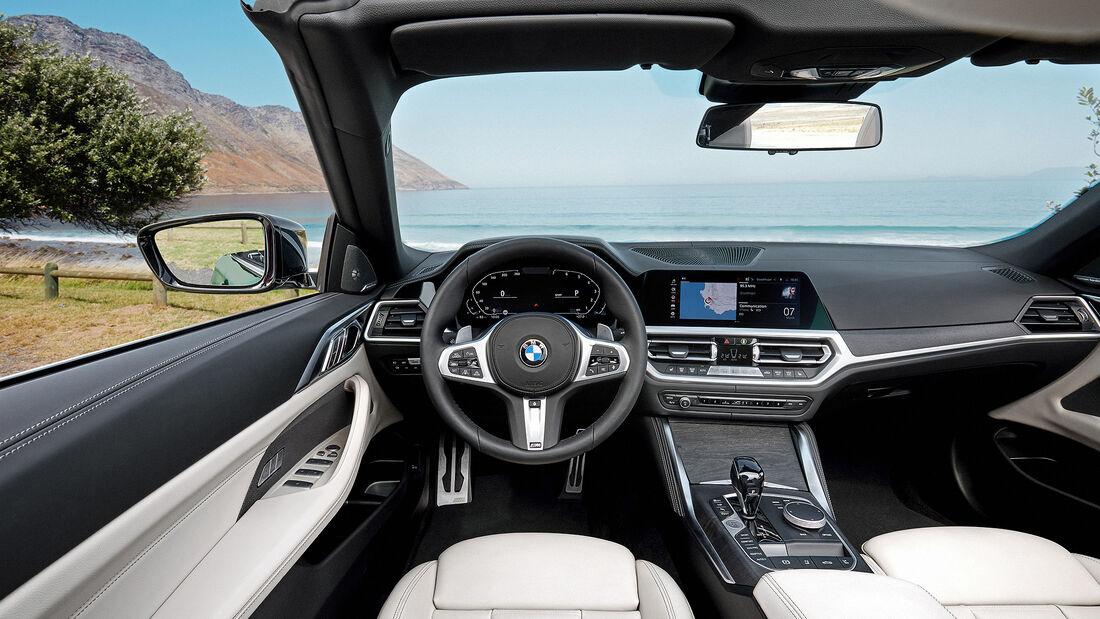 BMW 4er Cabrio G23 (2021)