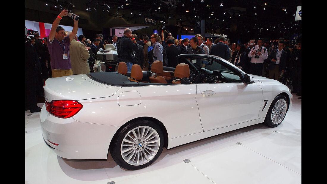 BMW 4er Cabrio L.A. Autoshow