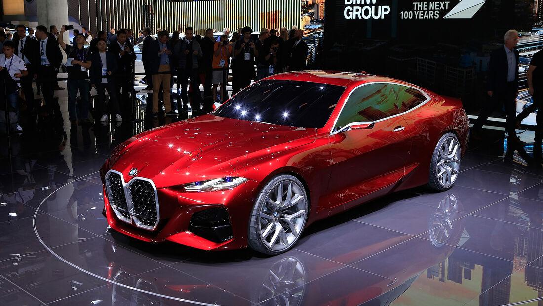 BMW 4er Concept, IAA 2019