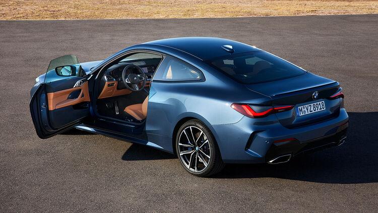 Bmw 4er Coupé 2020 Design Xl Niere Daten Fahrwerk Preis Auto Motor Und Sport